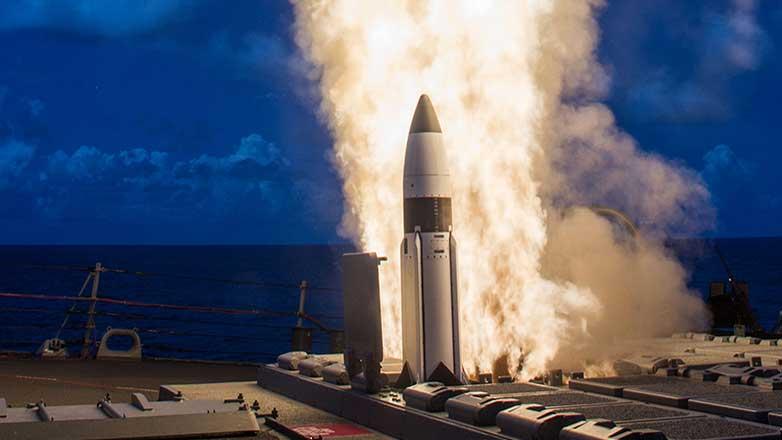 Перехватчик ракет SM-3