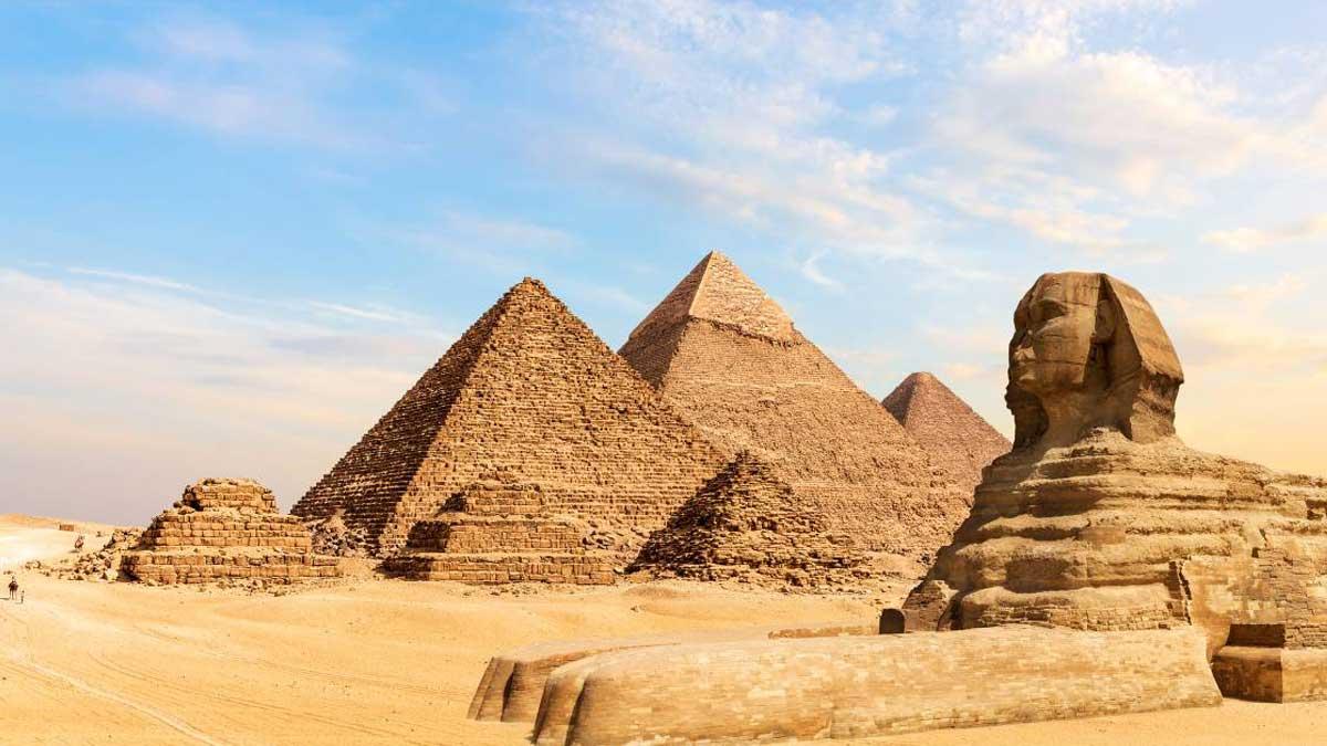 Пирамида Гиза Египет pyramid of Giza
