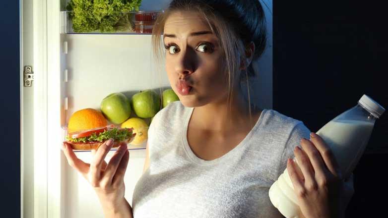 Полезная пища продукты перед сном