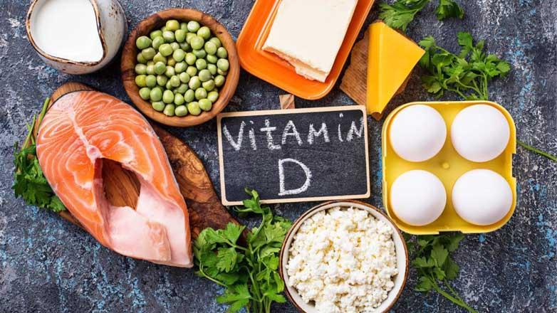 Продукты содержащие Витамин Д vitamin D