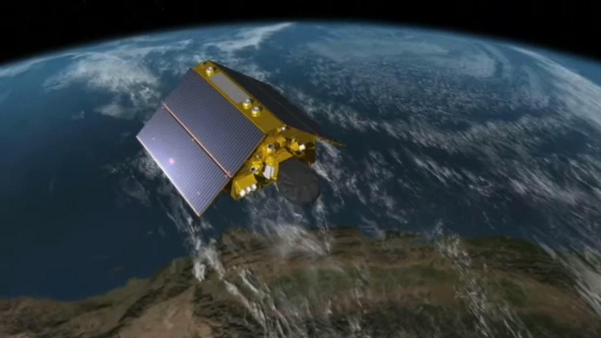 Спутник Sentinel-6A Michael Freilich