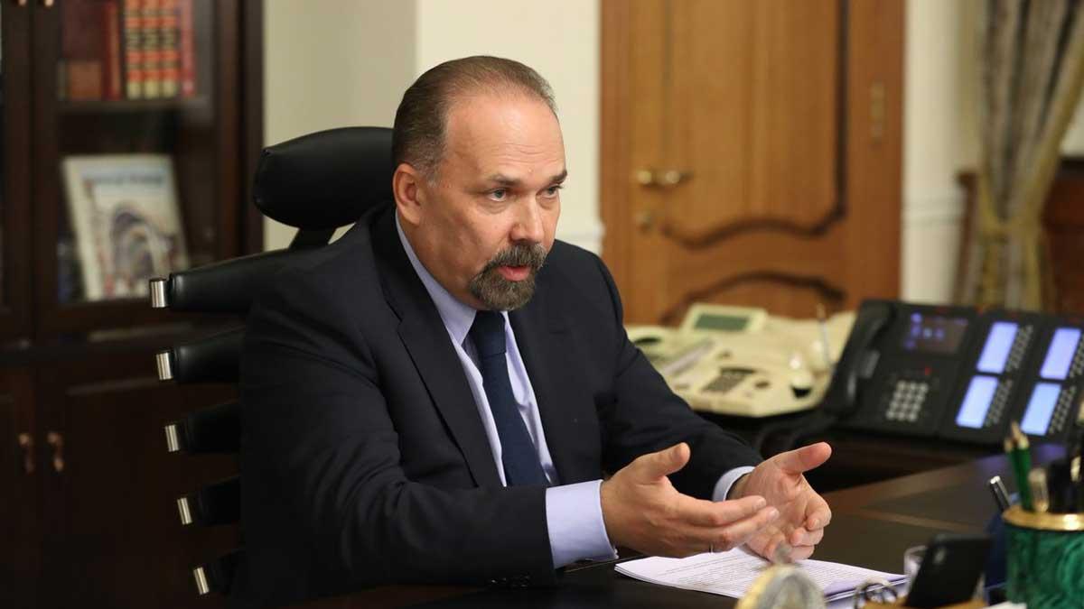 аудитор Счетной палаты РФ и бывший губернатор Ивановской области Михаил Мень