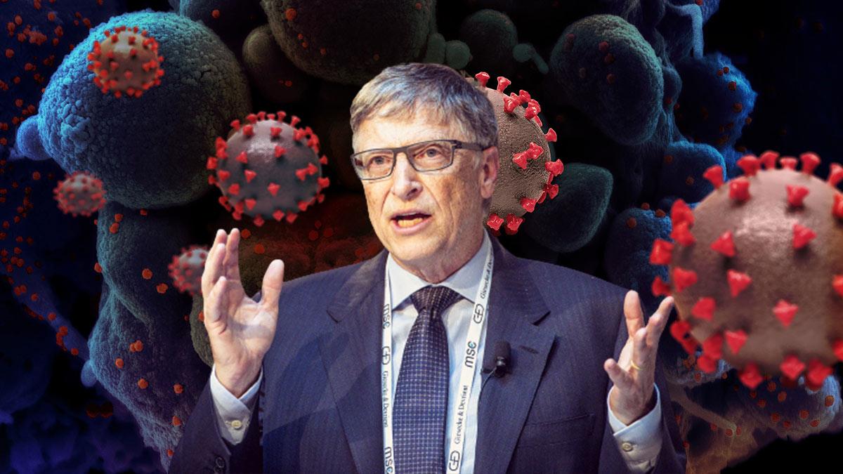 билл гейтс говорит коронавирус