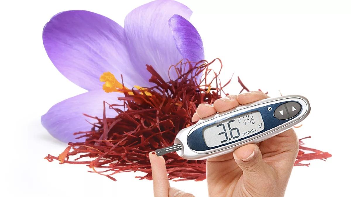 диабет и шафран