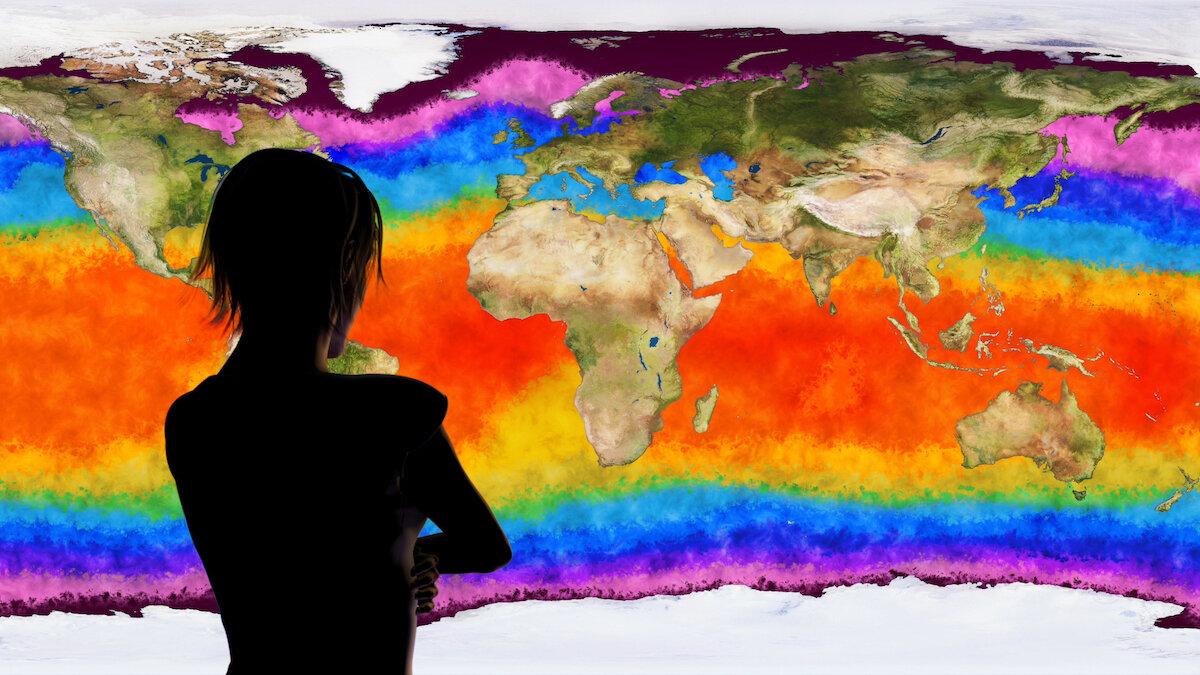 глобальная засуха климатические зоны
