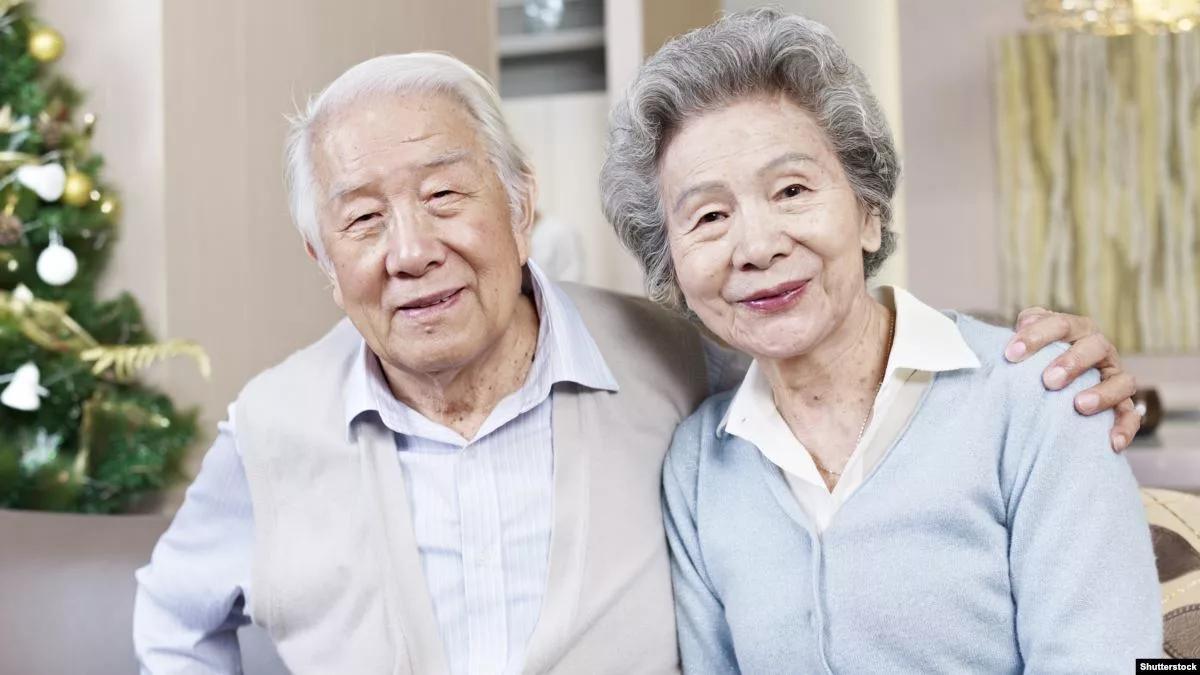 возраст жителей Окинавы достигает 100 лет