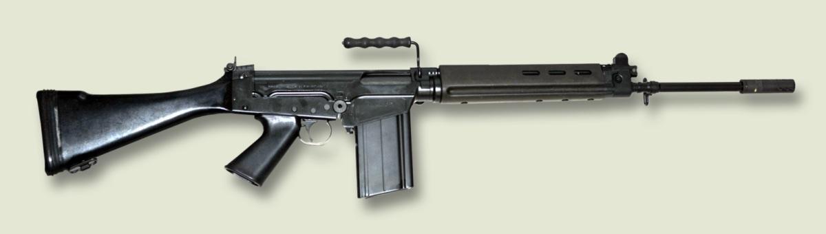 Лёгкая автоматическая винтовка FN FAL