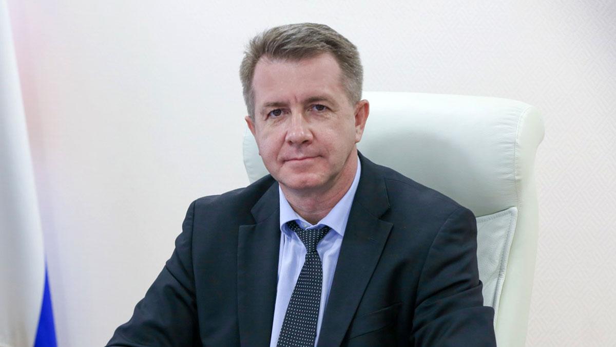 Бывший заместитель директора ФСИН России Валерий Максименко
