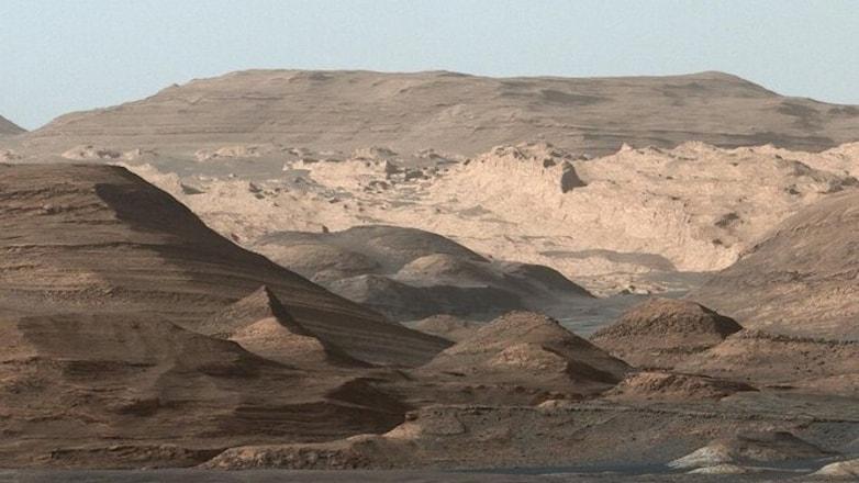 НаМарсе обнаружили следы старинного потопа