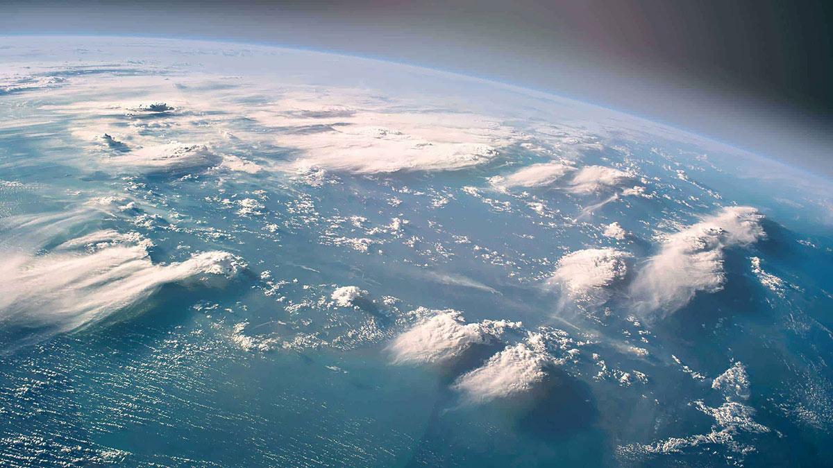погода космос планета земля орбита