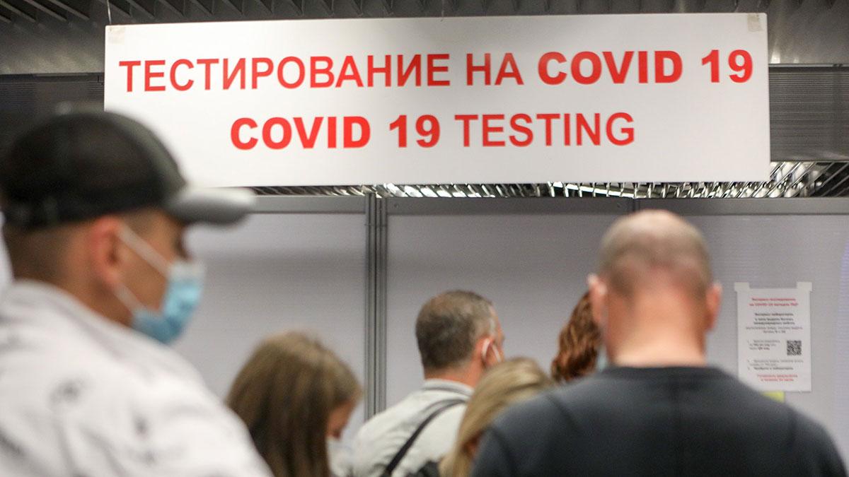 тестирование на covid-19 коронавирус пцр