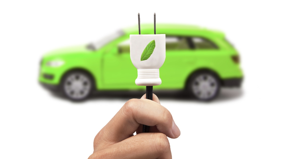 зарядка электромобиля экология
