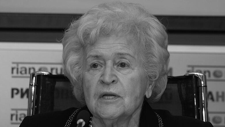 Президент ГМИИ имени Пушкина Ирина Антонова погибла на99-м году жизни