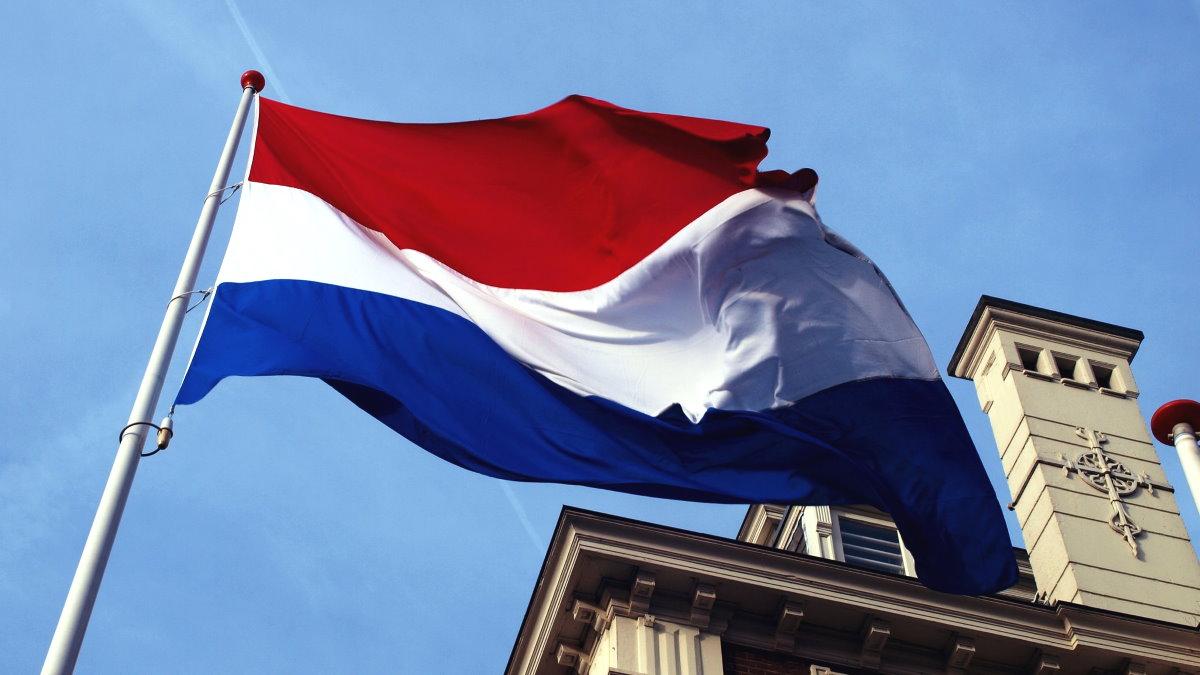Нидерланды флаг