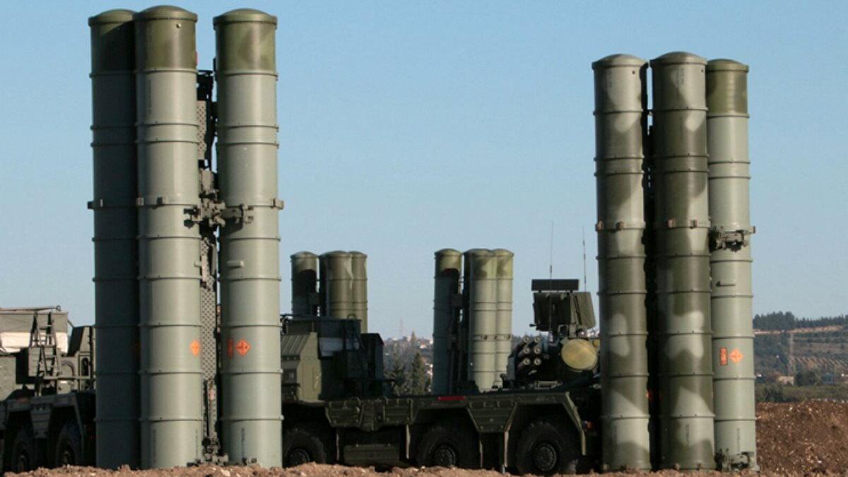 ЗРС С-400 Триумф армия РФ один
