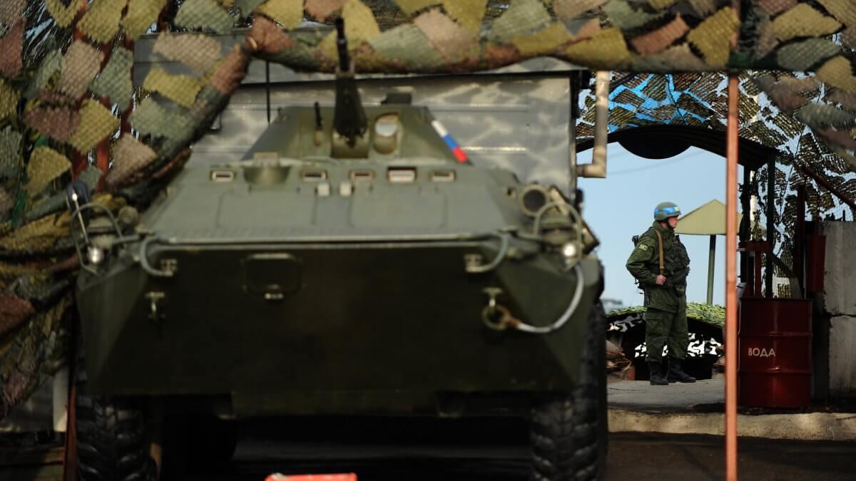 Миротворческий пост в Бендерах Приднестровье Бендеры российские миротворцы миротворец