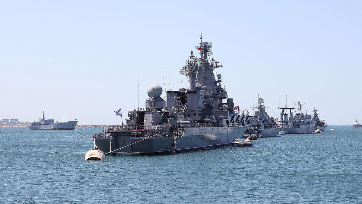 черноморский флот вмс РФ России корабли