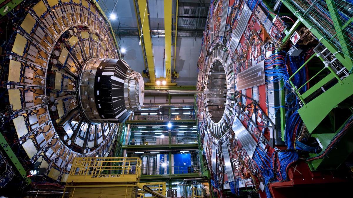Большой адронный коллайдер ЦЕРН