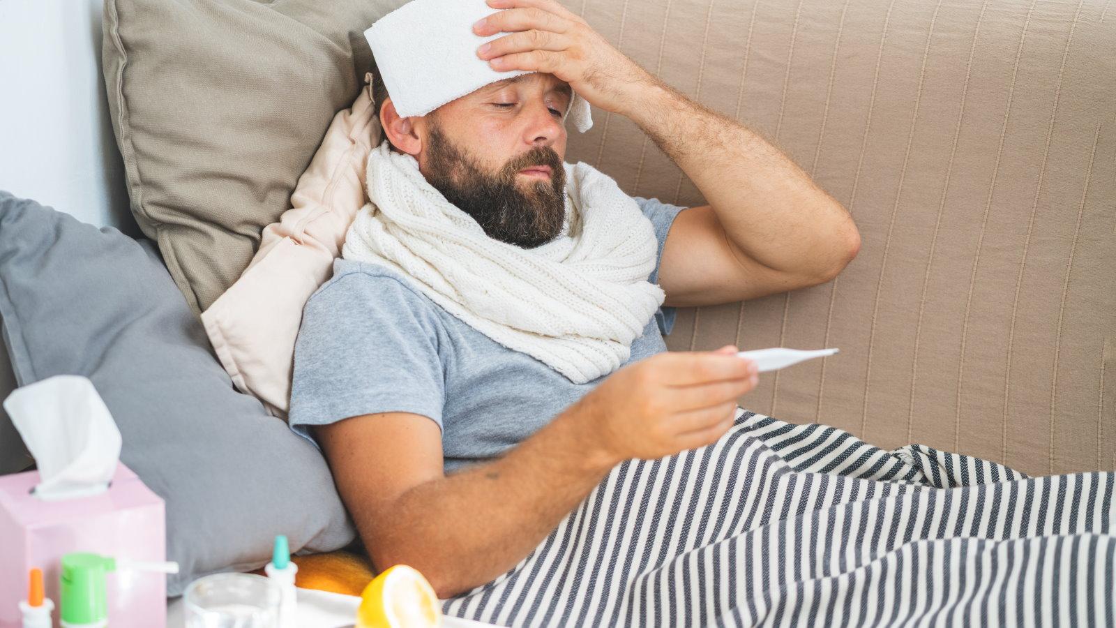 Снижение заболеваемости гриппом и ОРВИ заметили в Москве
