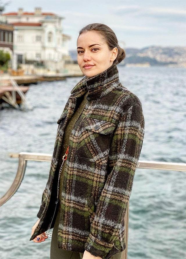 Фахрие Эвджен Турецкая актриса кино и телевидения 4