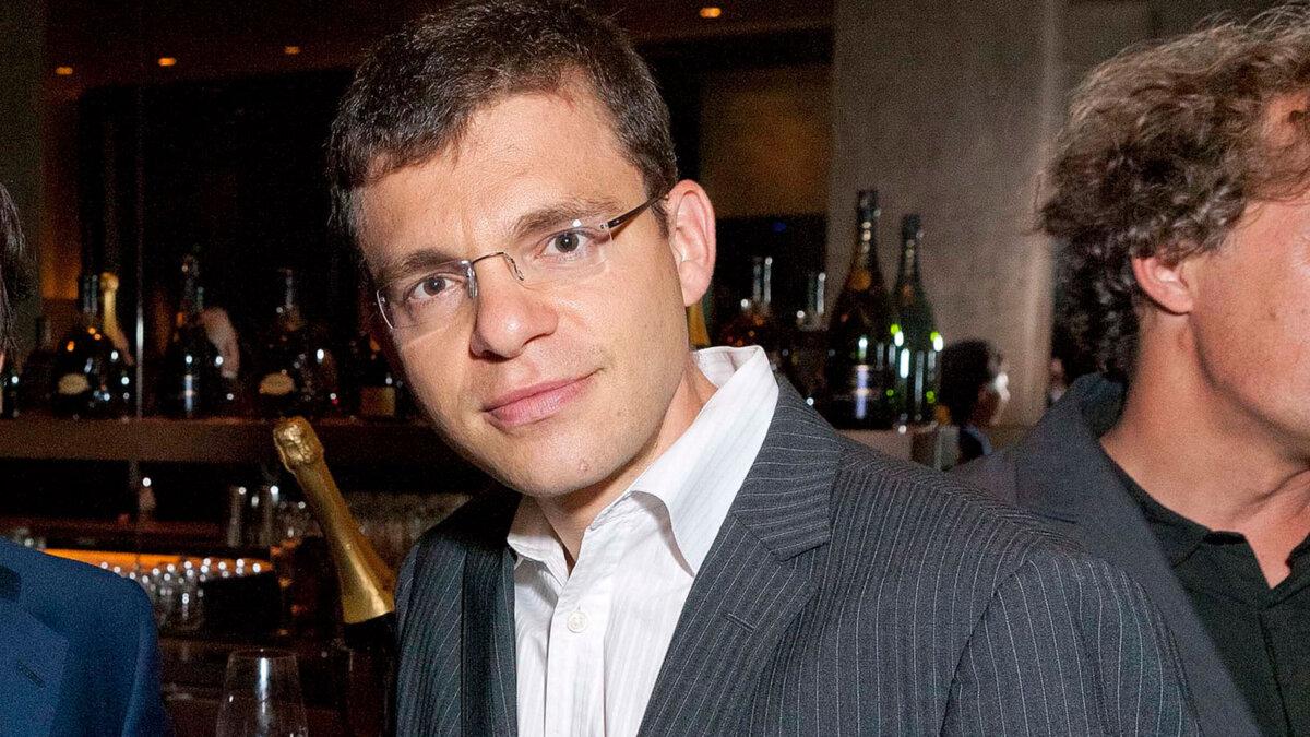 Основатель PayPal Макс Левчин