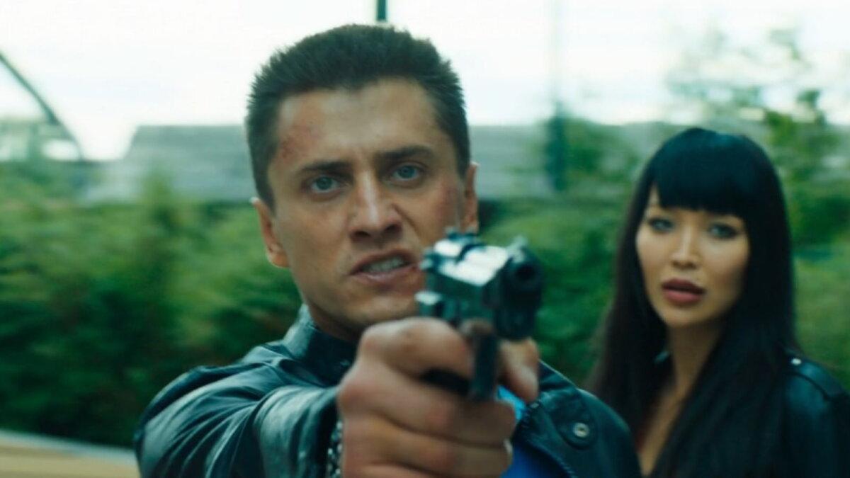 Кадр из фильма Мажор