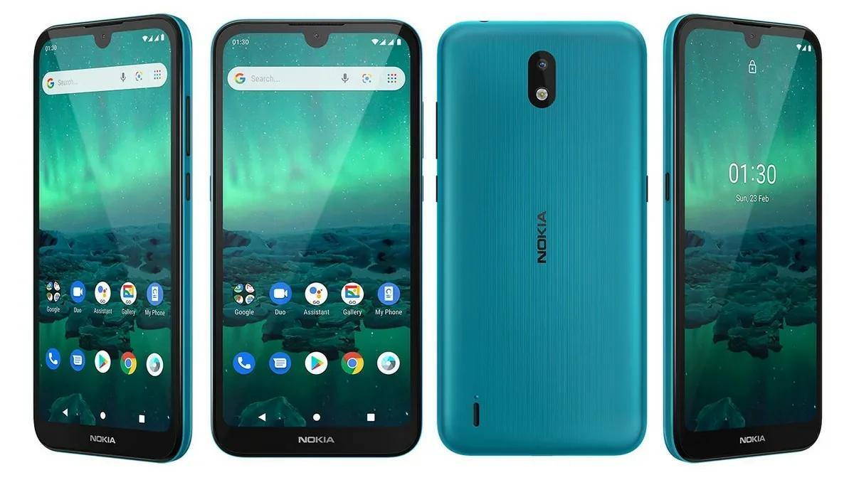 Nokia выпустит новый бюджетный смартфон за 8 тыс. рублей