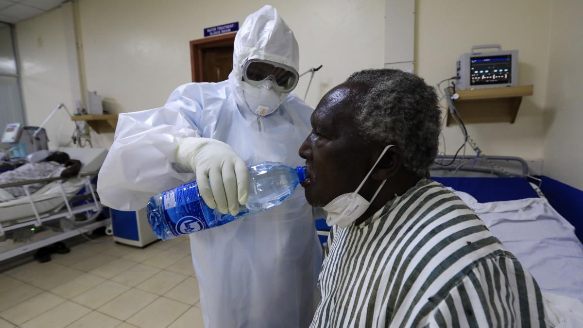 ситуация с коронавирусом в Кении
