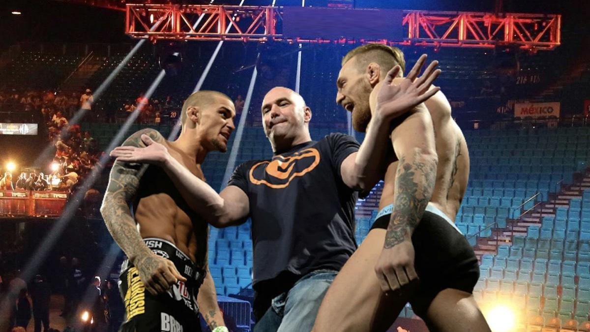 Порье нокаутировал Макгрегора на турнире UFC