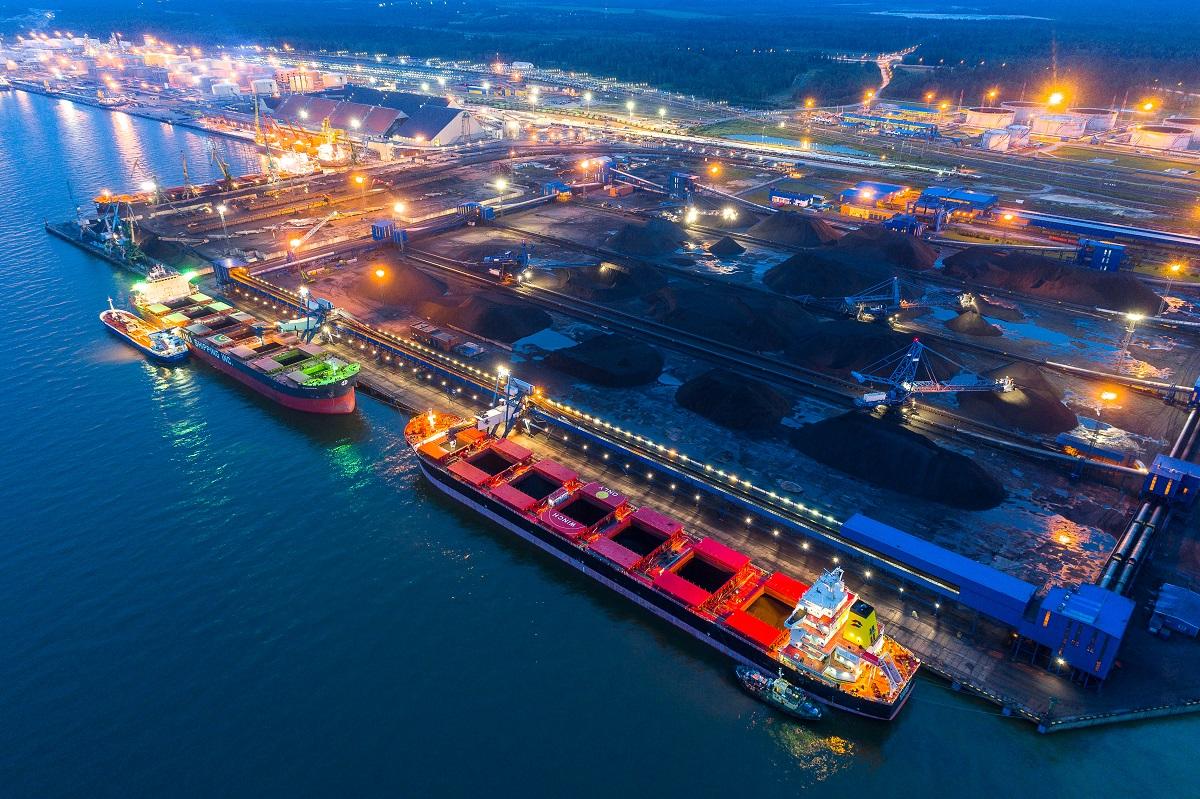 Ростерминалуголь отгрузил на экспорт рекордное количество угля
