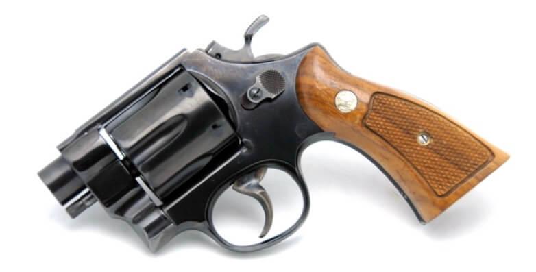 QSPR – Quiet Special Purpose Revolver, бесшумный револьвер специального назначения
