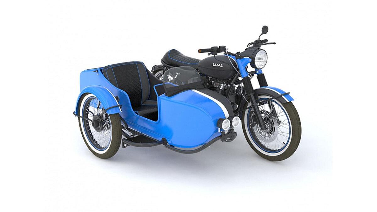 мотоцикл Урал Боббер LE