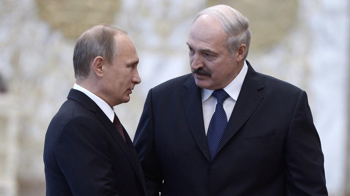 Путин и Лукашенко переговоры России и Белоруссии