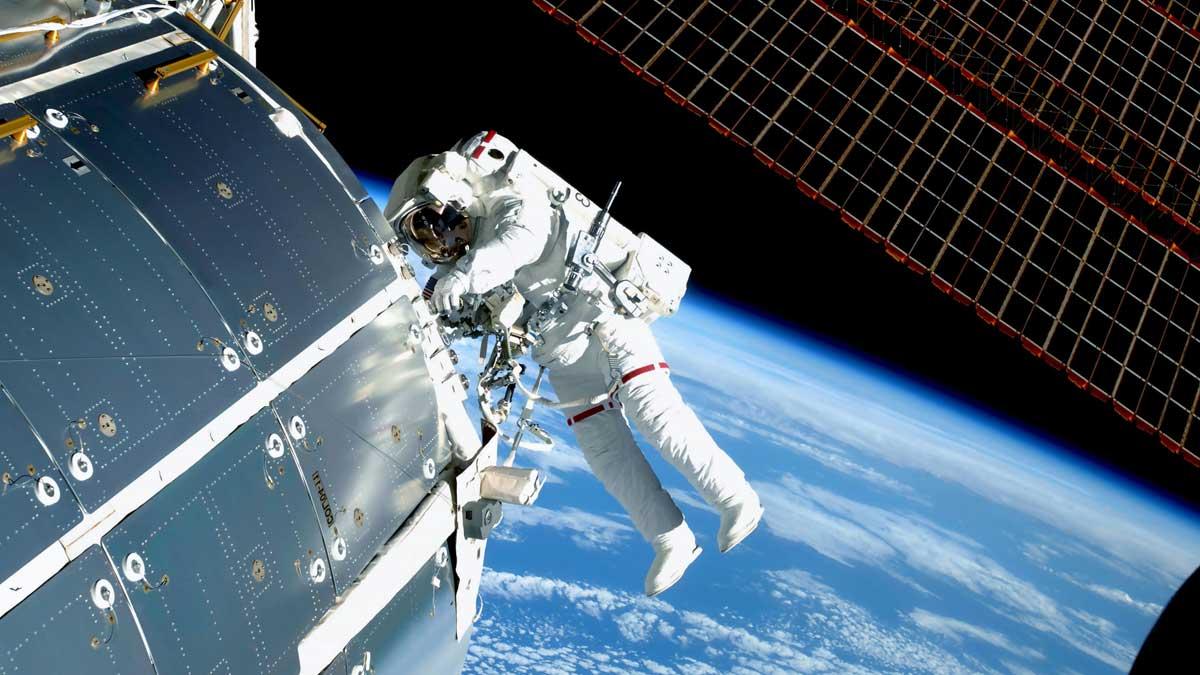 МКС Выход в открытый космос