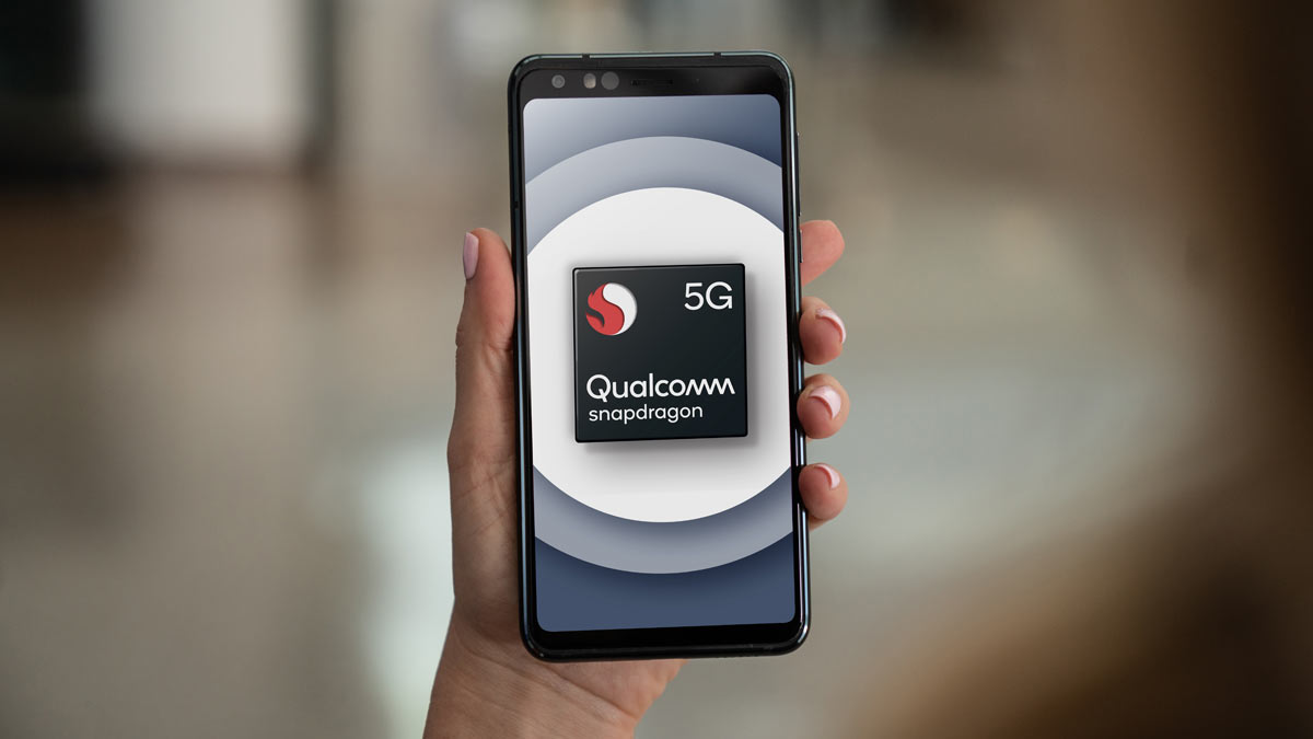 Qualcomm Snapdragon 888 телефон