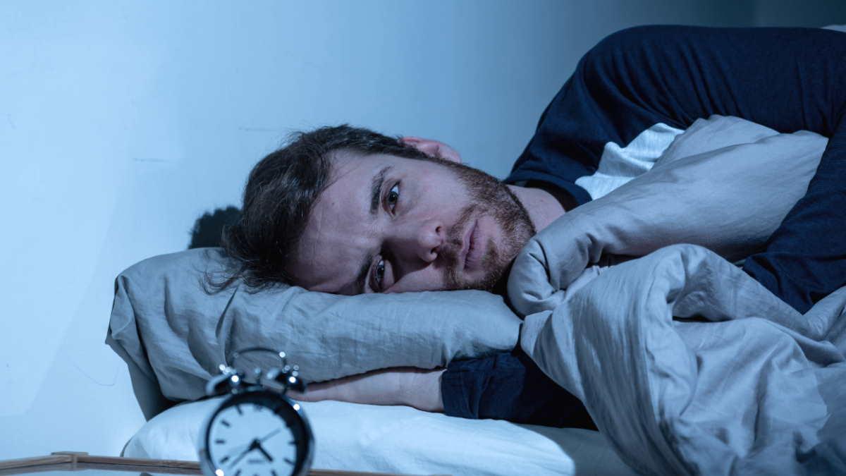 Бессонница недосып