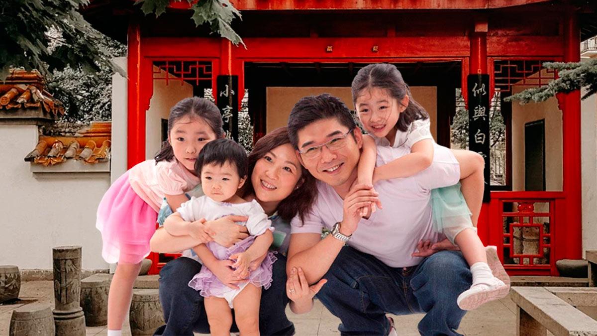 Китай три ребенка