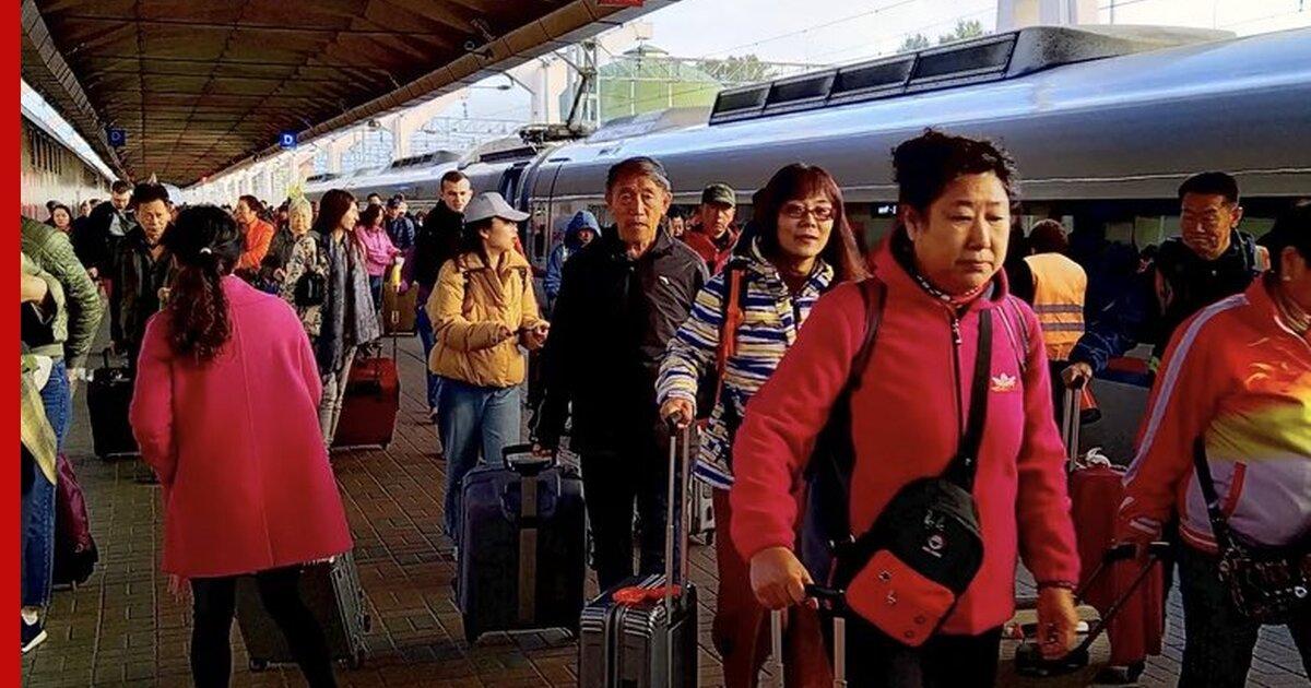 сюжету здесь наши туристы в китае фото могут быть