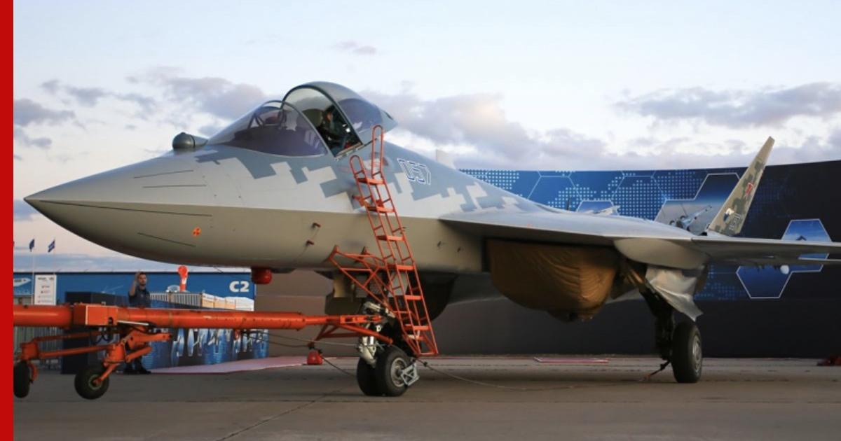 В КНР «раскрыли» секрет Су-57 благодаря видео Минобороны России