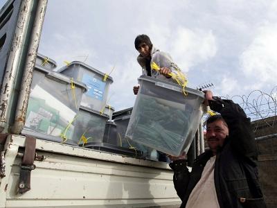 Афганистан: Предвыборная борьба в условиях ЧП