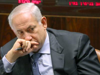 Дырявый сыр для Нетаньяху