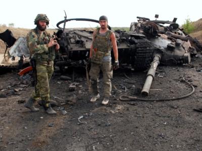 Государства НАТО не станут воевать за Украину