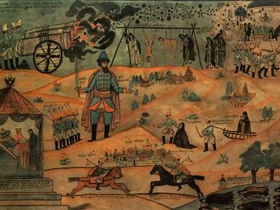 Хроника Соловецкого бунта