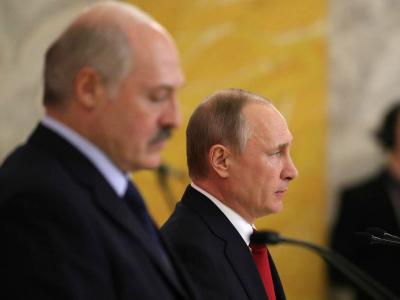 Лукашенко назвал дату встречи с Путиным