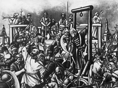 Набожный разбойник – гроза империи