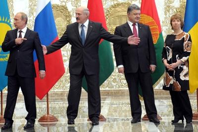 Незаменимый Лукашенко