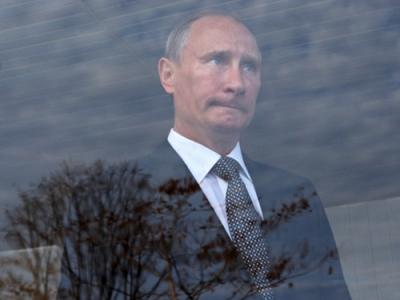 Путин попал в заколдованный круг