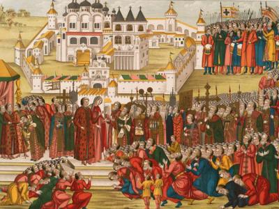 Самозваная династия. Случайность привела Романовых на царство