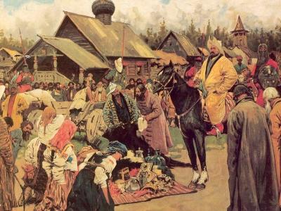 Сколько стоило татаро-монгольское иго